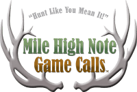 Mile High Game Calls Logo