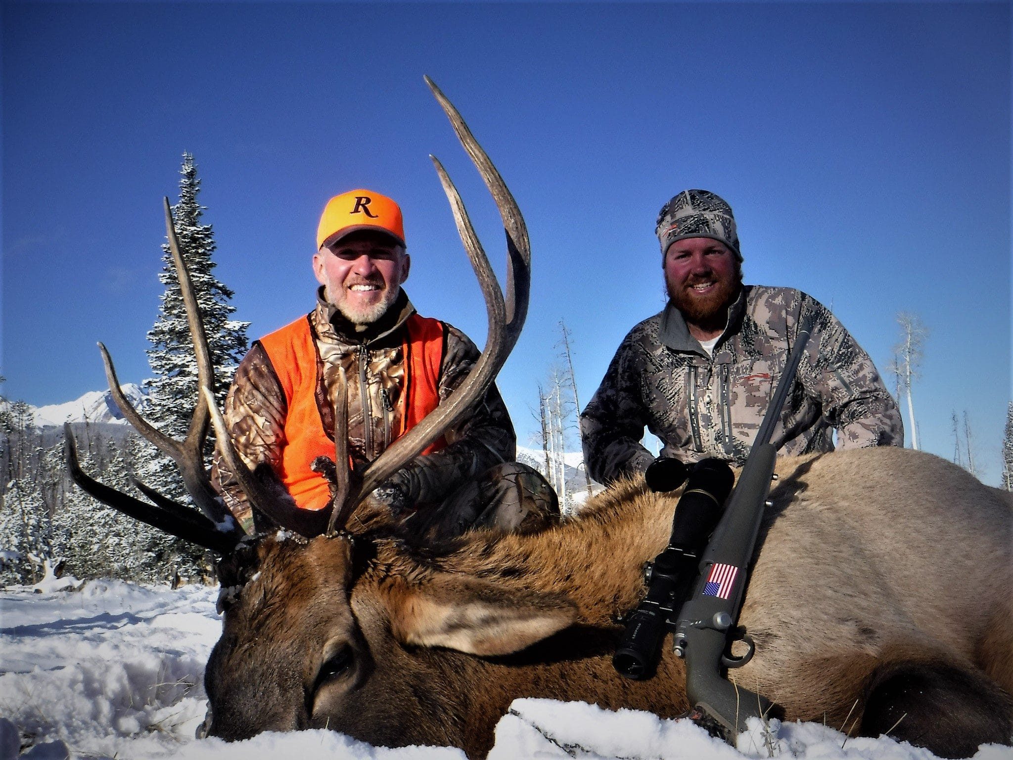 Elk Hunts – Colorado Outfitters